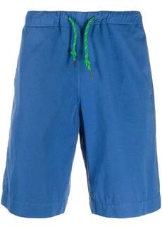 Paul Smith cotton drawstring-waist shorts