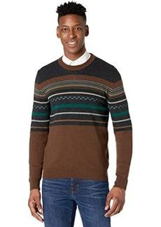 Paul Smith Crew Neck Rope Effect Sweater