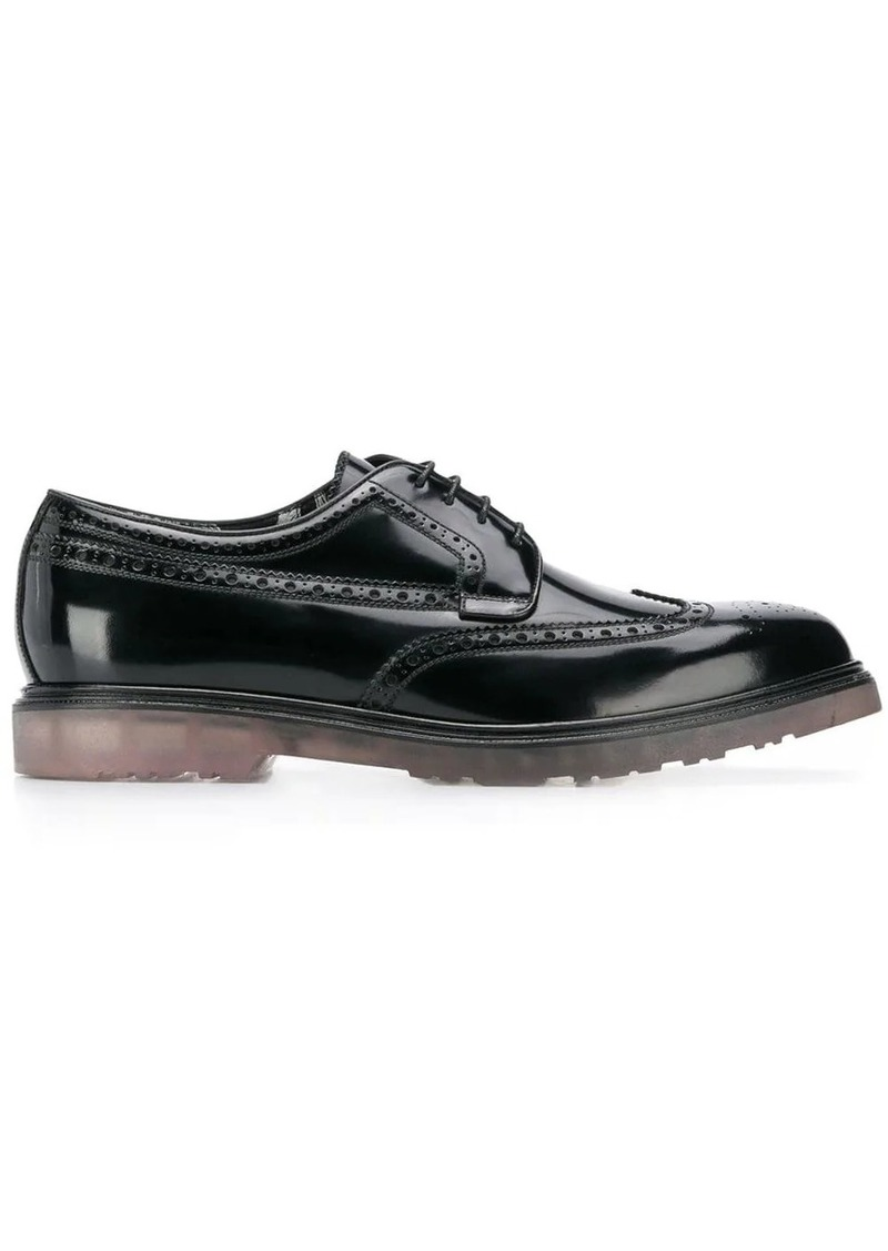 Paul Smith Crispin lace-up brogues