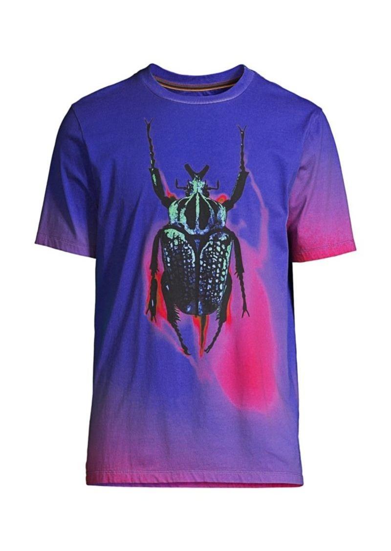 Paul Smith Degrade Beetle T-Shirt