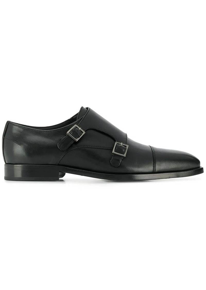 Paul Smith double monk strap shoes