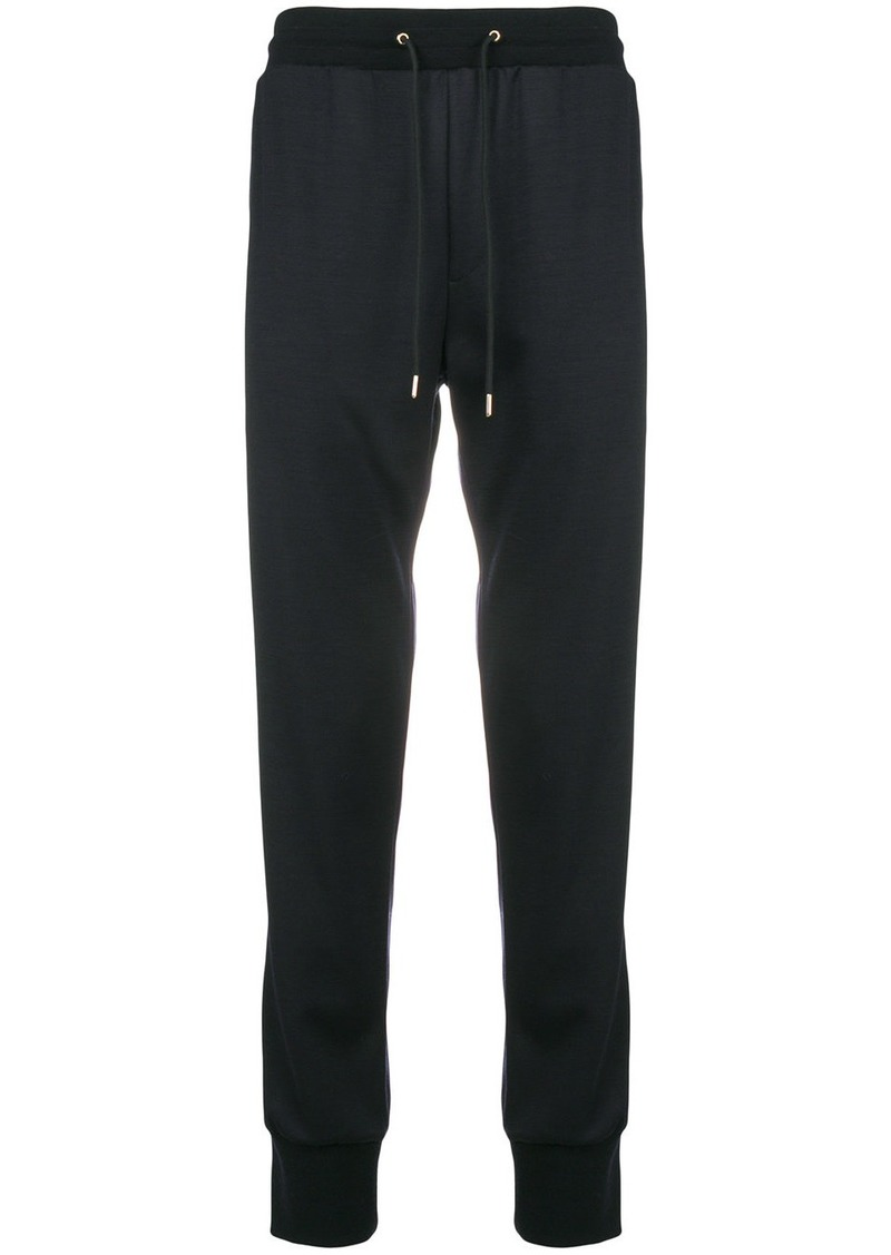 Paul Smith drawstring fitted trousers