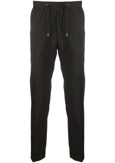 Paul Smith drawstring straight leg trousers