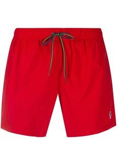 Paul Smith drawstring waist track shorts