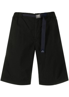 Paul Smith elasticated belted shorts