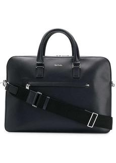 Paul Smith embossed leather folio bag