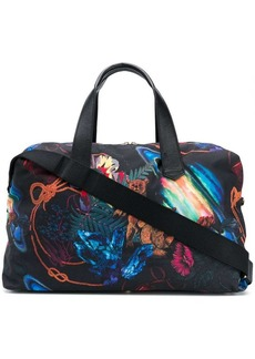 Paul Smith Explorer print holdall