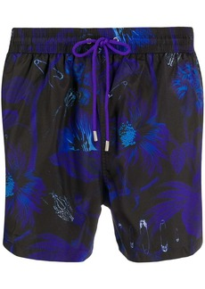 Paul Smith floral printed swimming trunks