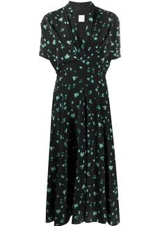 Paul Smith flower print dress
