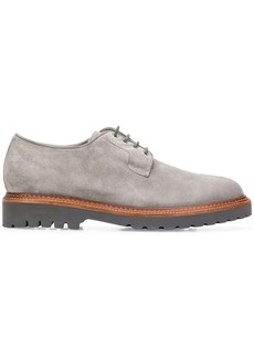 Paul Smith found toe derby shoes