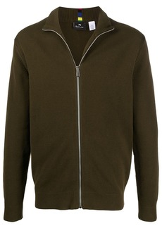 Paul Smith front zip jumper