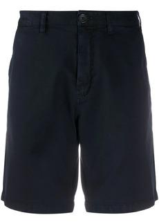 Paul Smith garment-dyed chino shorts