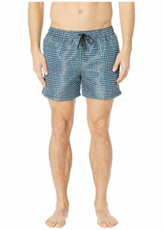 Paul Smith Geometric Classic Swim Shorts