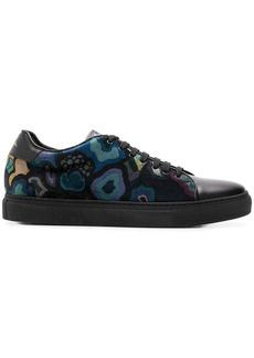Paul Smith geometric pattern sneakers
