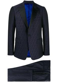 Paul Smith geometric pattern two piece suit