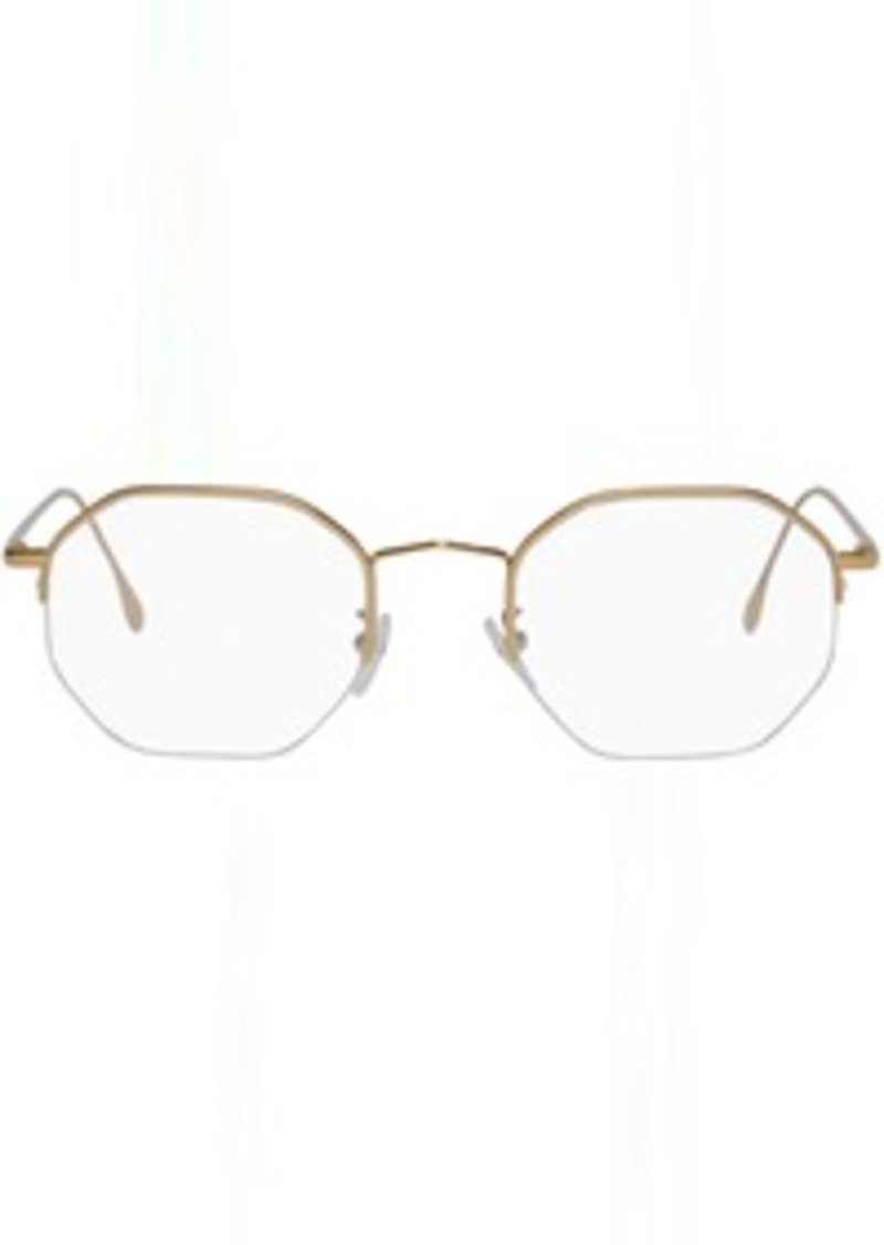 Paul Smith Gold Brompton Glasses