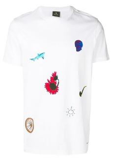 Paul Smith graphic print T-shirt