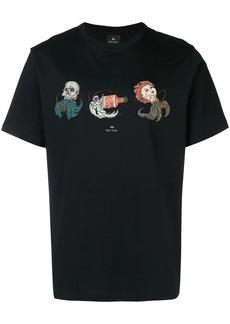 Paul Smith Hermit Crab print T-shirt