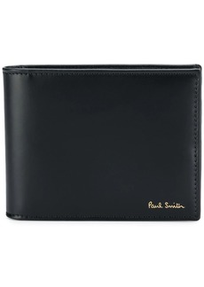 Paul Smith engraved logo wallet