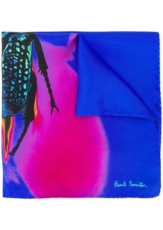 Paul Smith insect print scarf