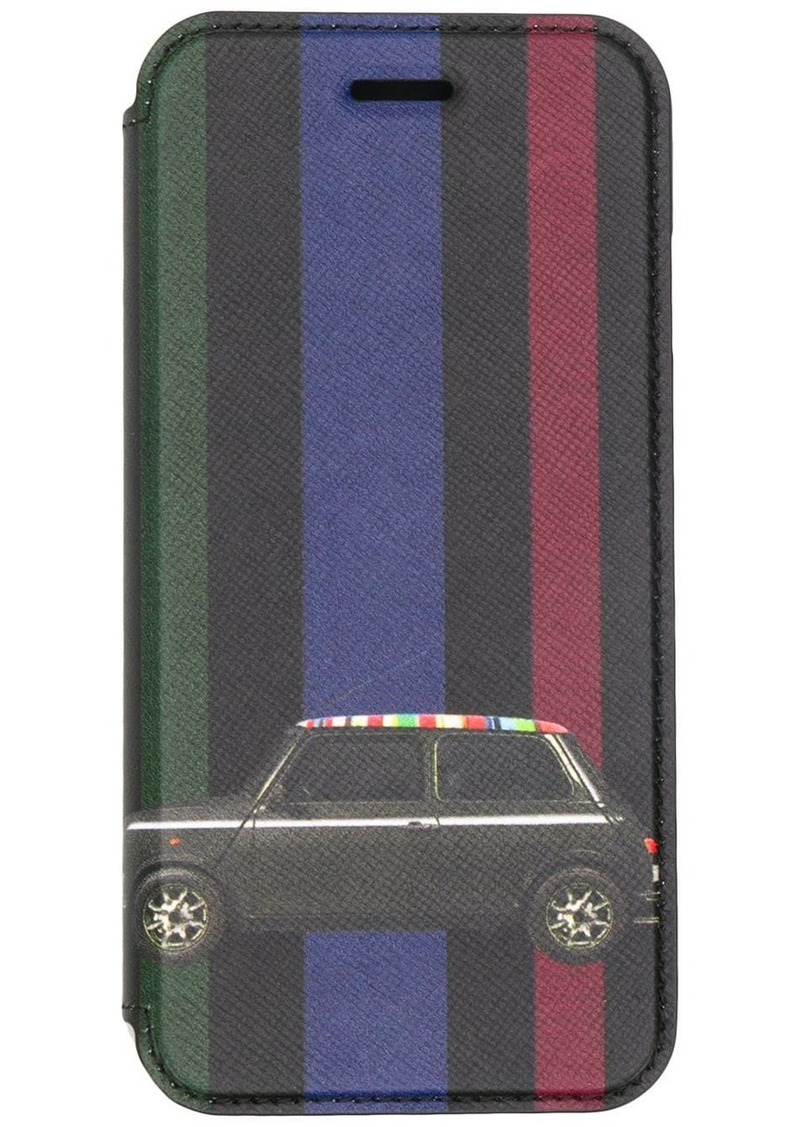 Paul Smith Iphone 8 Car print cover