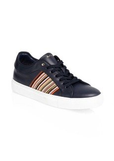 Paul Smith Ivo Striped Leather Sneakers