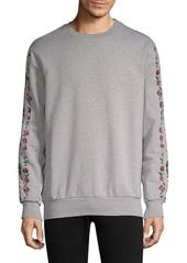 Paul Smith Knit Embroidery Sweatshirt