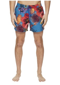 Paul Smith Koi Classic Patch Pocket Swimsuit