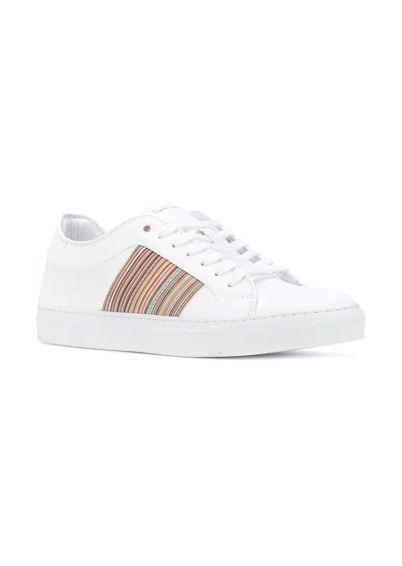 Paul Smith lateral multi-stripes sneakers