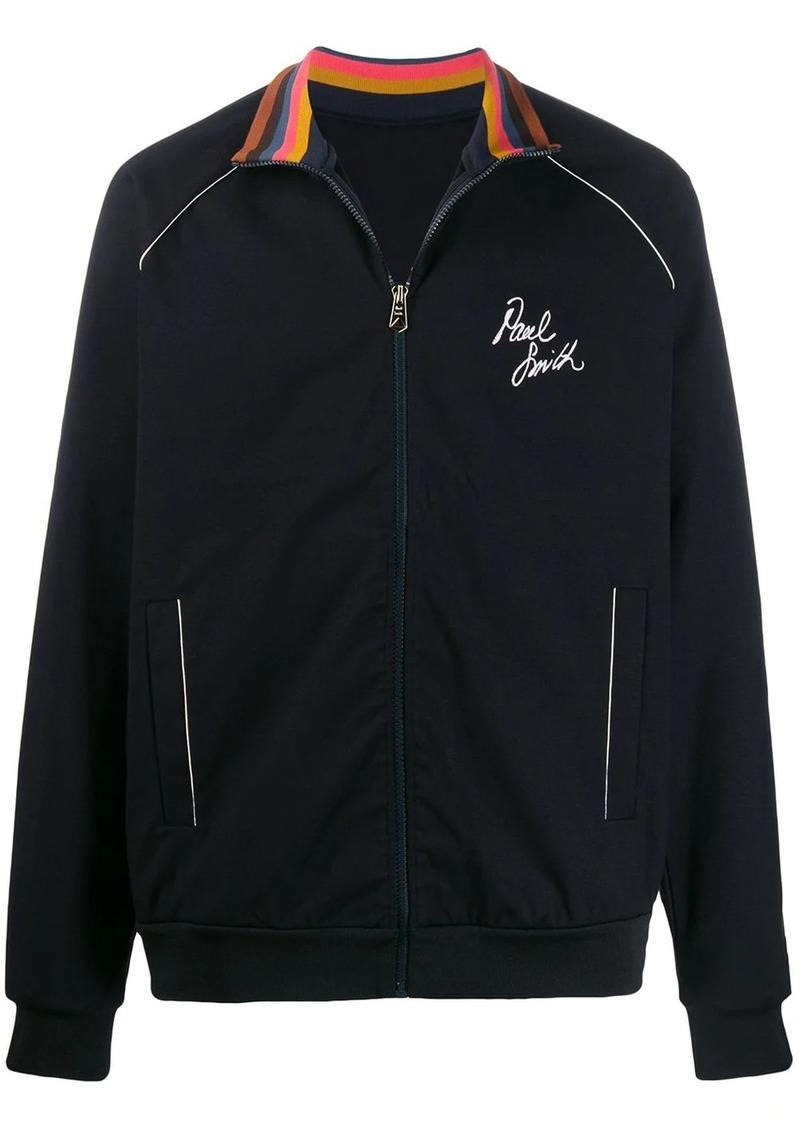 Paul Smith logo print sports jacket