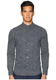Paul Smith Long Sleeve Floral Shirt