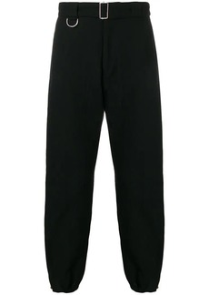 Paul Smith loose fit belted trousers