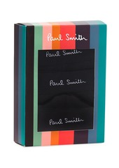 Paul Smith Men's 3-Pack Long Leg Trunks