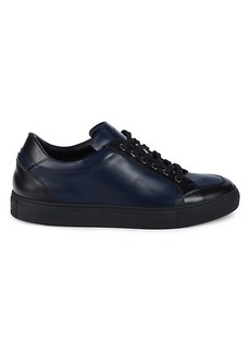 Paul Smith Men's Primo Leather Sneakers