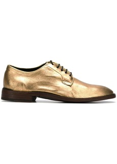 Paul Smith metallic lace-up shoes