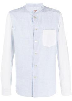 Paul Smith micro check print shirt