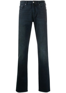 Paul Smith mid-rise straight-fit jeans