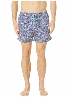 Paul Smith Mosaic Classic Swim Shorts