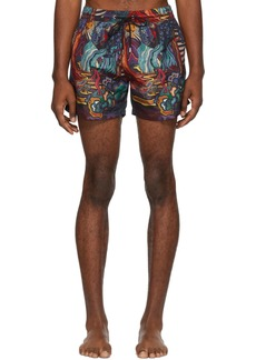 Paul Smith Multicolor Dreamer Classic Swim Shorts