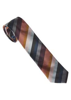 Paul Smith Multicolor Vertical Striped Tie