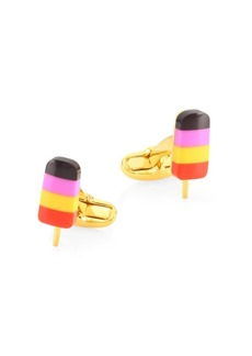Paul Smith Multicolored Cufflinks