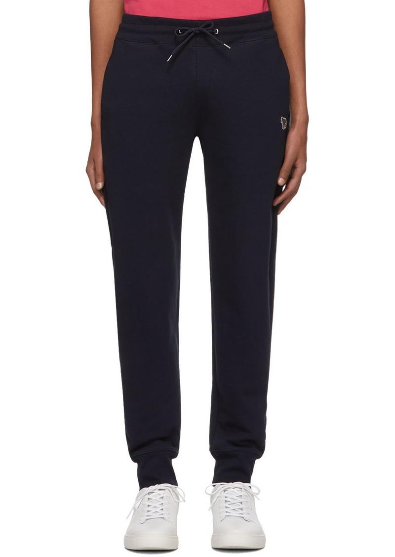 Paul Smith Navy Zebra Lounge Pants