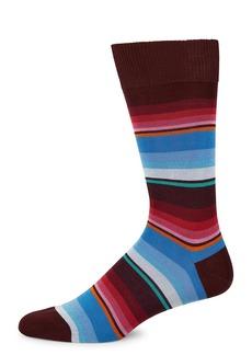 Paul Smith Ninja Stripe Knit Socks