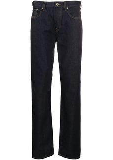 Paul Smith organic cotton straight-leg jeans