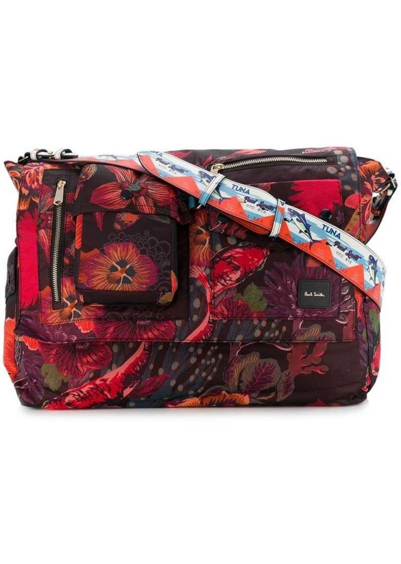 Paul Smith oversized messenger bag