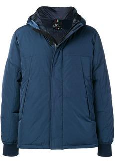 Paul Smith padded hooded jacket