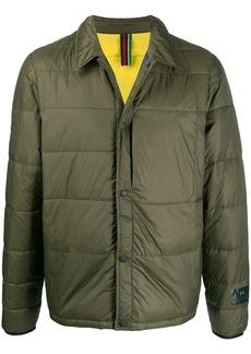 Paul Smith padded press-stud jacket