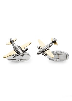 Paul Smith Airplane Cuff Links