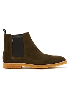Paul Smith Andy suede chelsea boots