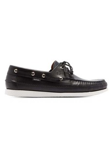 Paul Smith Archer leather deck shoes